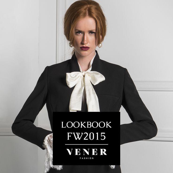 Δείτε το Νέο μας LOOKBOOK για την ολοκαίνουργια Συλλογή VENER Φθινόπωρο - Χειμώνας 2015! http://www.vener.gr/images/catalogue/1catalogue-vener-gr.pdf #vener #fashion #new #lookbook #fw2015