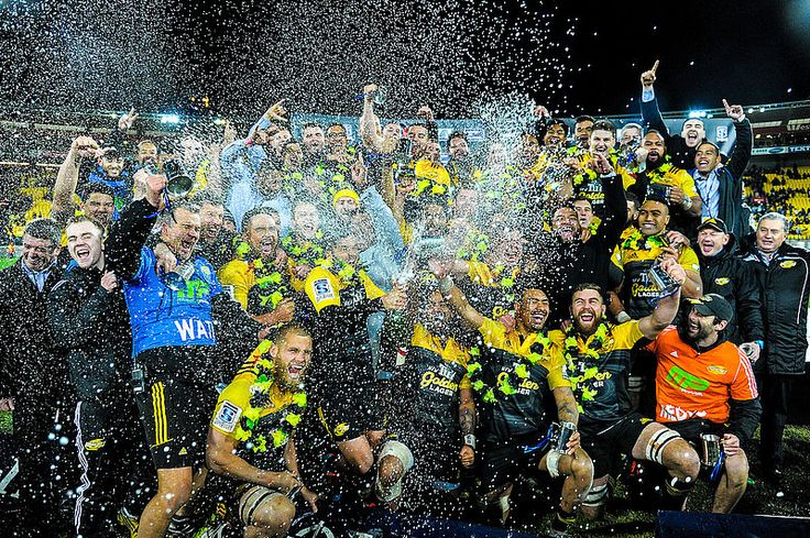 The Hurricanes will have eight home matches in 2017 as they look to defend their Investec Super Rugby title. PHOTO: Dave Lintott Photography