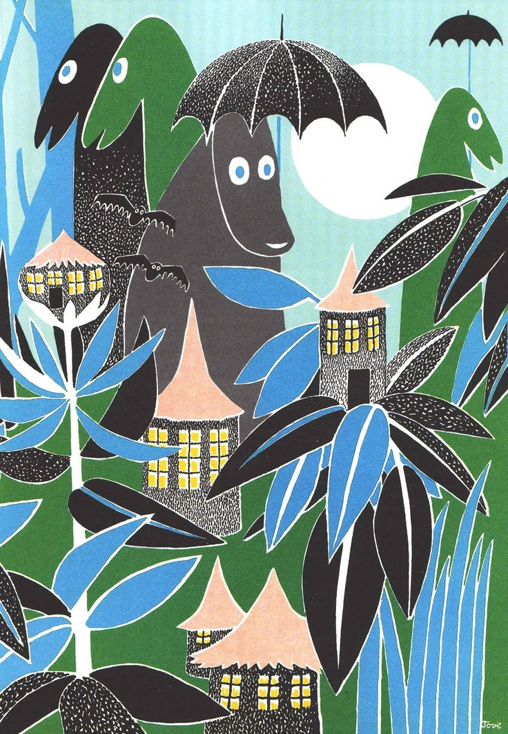 'Who Will Comfort Toffle?' by Tove Jansson (translated by Kingsley Hart), published by Schildts, 1960