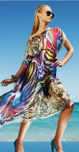 zeki triko plaj elbisesi modelleri