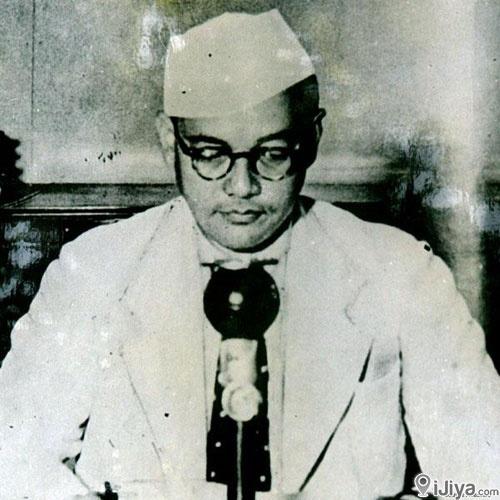 "Give me blood & I will give you freedom.""    Happy Birthday Netaji, we all miss u.  @ http://ijiya.com/8235682"