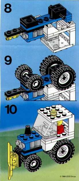 Best Lego Instruction Booklets Images On Pinterest Lego