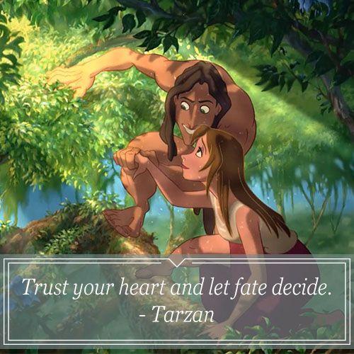 17 Best Tarzan Quotes On Pinterest