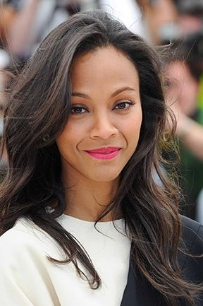 1 Girl, 5 Looks -- Zoe Saldana is a stunner! Channel her hair and beauty inspiration!