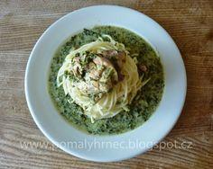 Pomalý hrnec: Kuřecí maso se špenátovou omáčkou v pomalém hrnci
