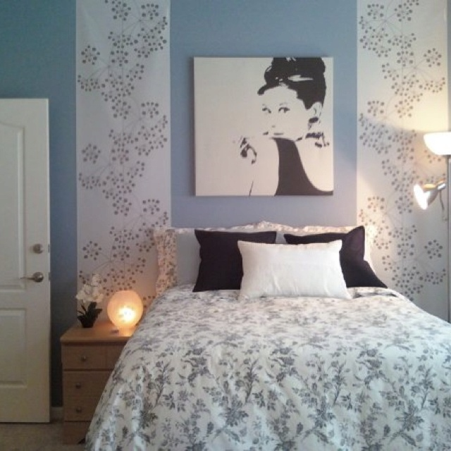 17 best images about catlin 39 s apartment blue walls for Cute apartment stuff
