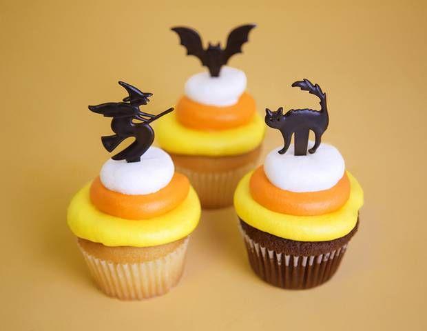 the best halloween cupcakes - Halloween Inspired Cupcakes