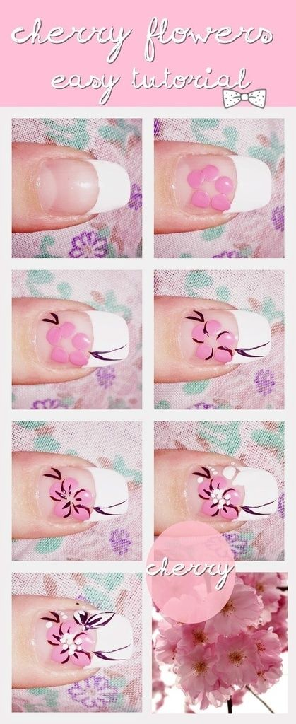 Imagen de nails and tutorial