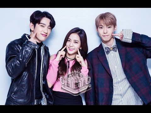 BlackPink's Jisoo has a Close Relationship with GOT7's Jinyoung & NCT's ...