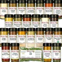 The Top 25 Spices Every Kitchen Must Have Spice Set