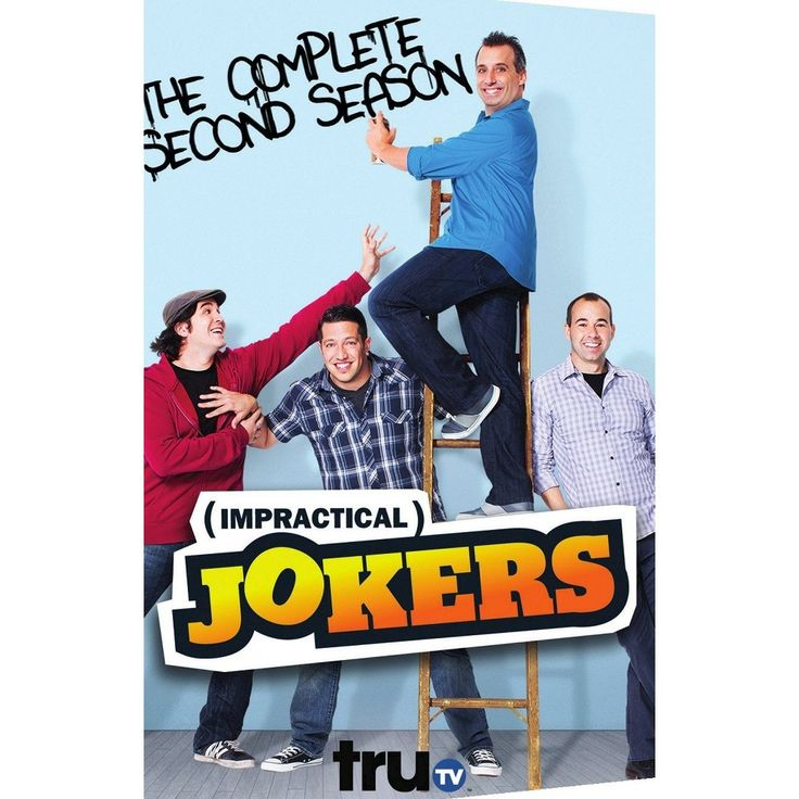 Impractical Jokers: The Complete Second Season [3 Discs]