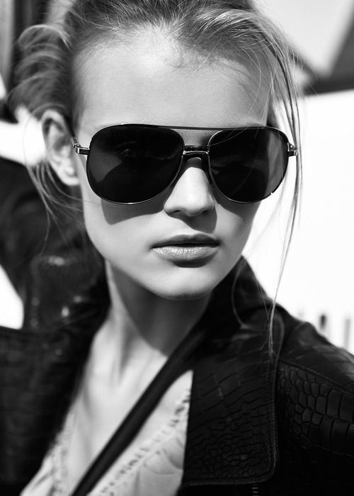 "Kate Grigorieva in ""Runway to Real Way"" by Sara M Saric FORWARD by Elyse Walker"