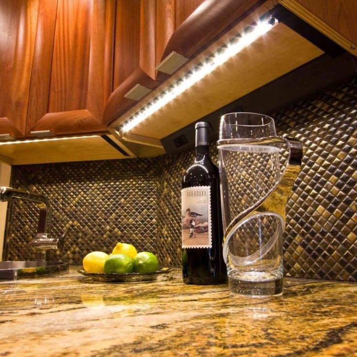 Under Kitchen Cabinet Lighting Wireless