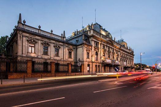 Poznanski Palace, Lodz #lodz