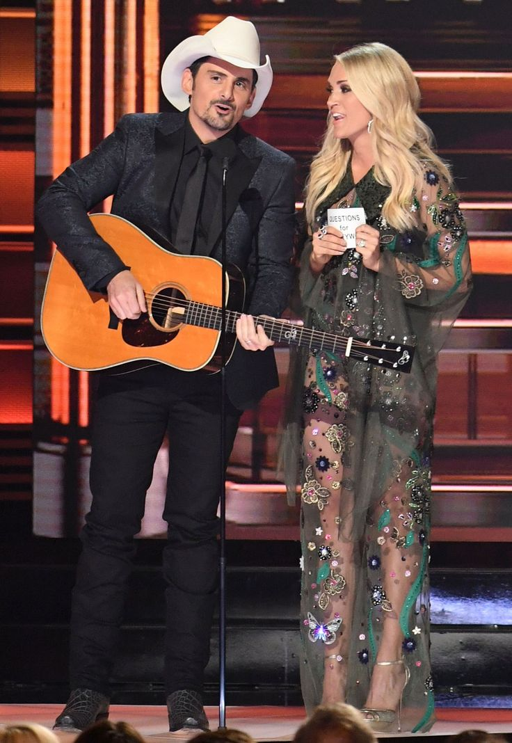 Quick Change Artist! See Carrie Underwood's 11 Epic Outfits at the 2017 CMA Awards