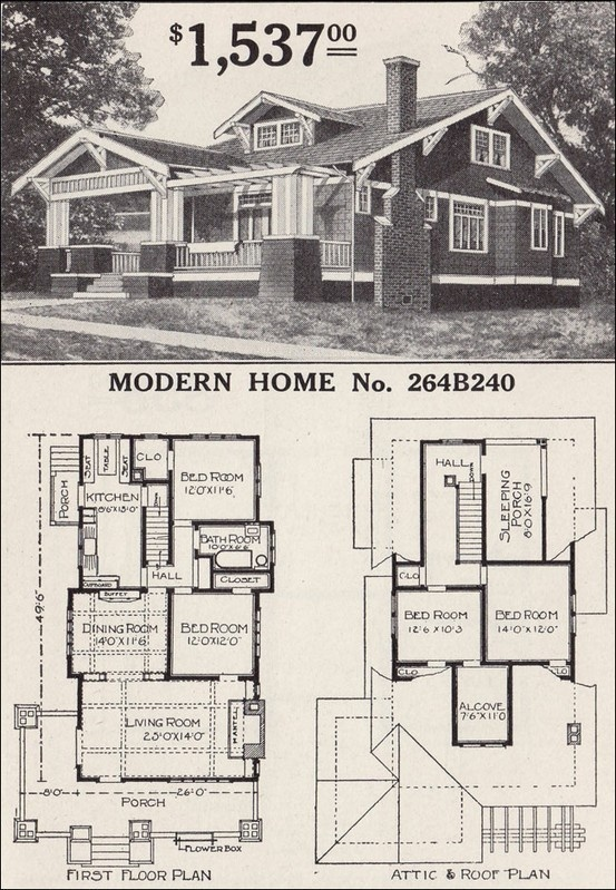 3634 best vintage house plans images on Pinterest | Vintage houses ...