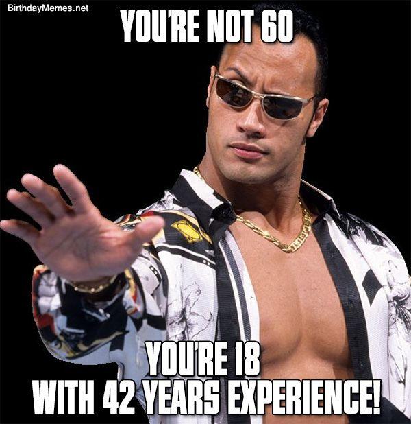 99 Best Funny Happy 60th Birthday Memes Happy 60th Birthday Wishes Funny Birthday Meme Happy 60th Birthday