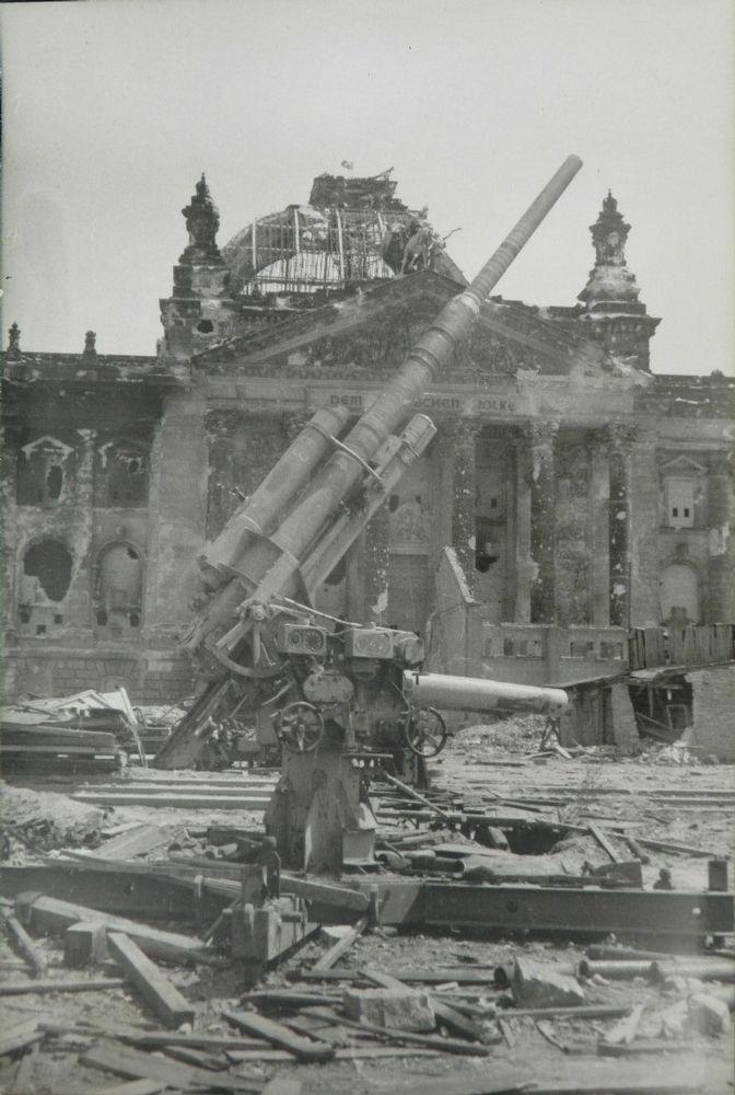 Soviet in Berlin 1945