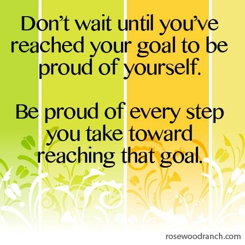 Take Pride In Your Work Quotes: 25+ Best Goal Setting Quotes On Pinterest