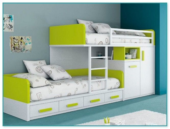 Double Bed For Kids Double Beds With Storage Brilliant Kids Bed In