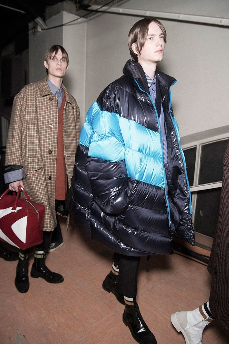 raf simons autumn/winter 16 | look | i-D