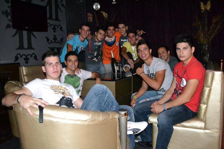Con los amigos de #mascaralatexdc