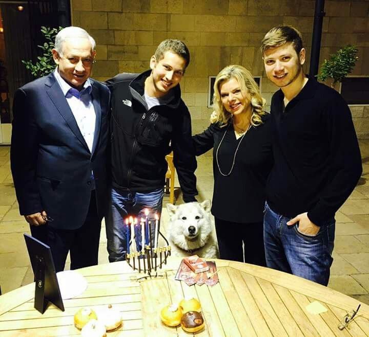 God Bless Bibi and his family. You want to see a good leader. Well here he is. Bibi, Israel is very blessed to have such a great man as a leader. God Bless you, your family and country. May He guide you to lead with wisdom in His will. Shalom
