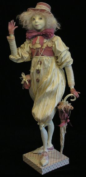 Tamara Pivnyuk Art Dolls / Dolls / Ole
