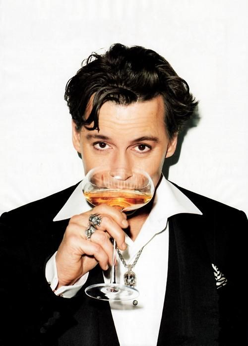 Johnny Depp photographed by Terry Richardson.  I choose Terry as one of my inspirations not because he shoots celebrities but because the lightning in and out the studio its just awesome.