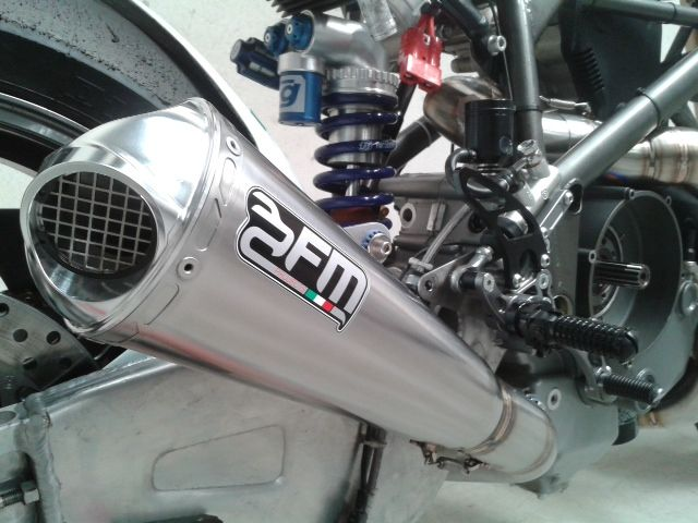 Ad Maiora Fm Projects exhaust