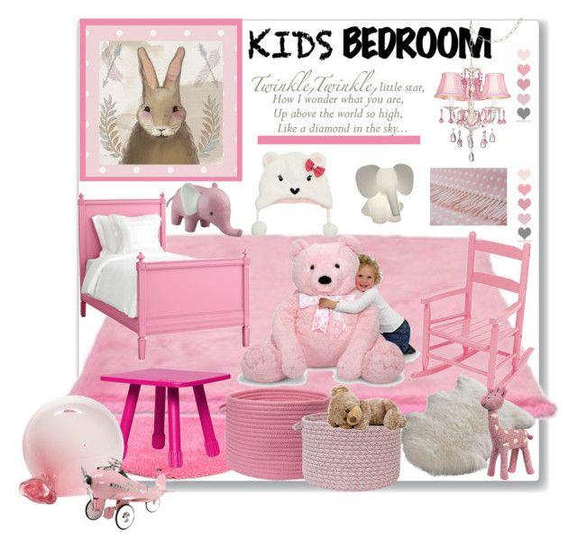 Kids Bedroom by lemon-limelight on Polyvore