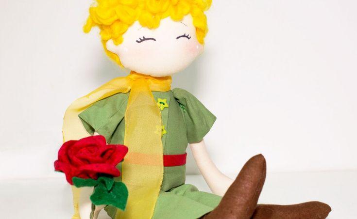 O Pequeno Príncipe de Katia Callaça
