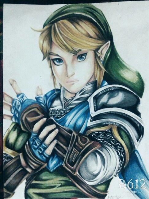 Link the Zelda, hecho por mi :3