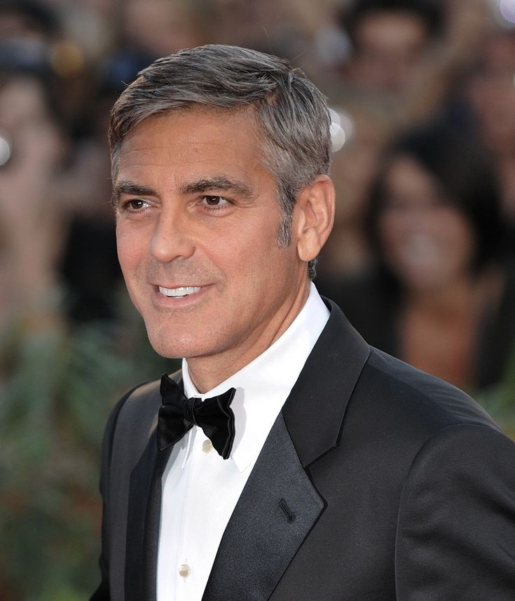 george clooney | high-end bachelor