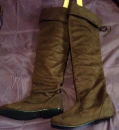 Available @ trendtrunk.com Unknown--Boots By Unknown  Only $11.00
