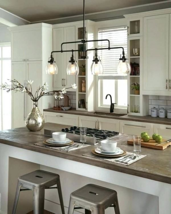 Kitchen Island Lighting Ideas Photos Home Decor Kitchen Kitchen Remodel Kitchen Renovation