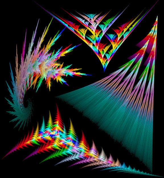fractal forms