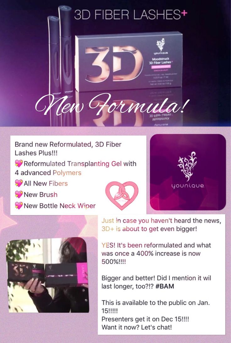 Woop woop NEW formula 3D Fibre Lashes + Now up to 500% boost wowee! No need for #falsies when your mascara is this amazing! Available to Presenters Thursday 15th December and Customers in January #presenterperks #mascara #3dfibrelashes #3dfiberlashmascara #younique #youniqueproducts #youniquepresenter #lashes #lashesonfleek #makeup #beauty #cosmetics #makeupgeek #makeuplover #makeupaddict #newformula #improved #amazinglashes #supermascara #longlashes #flutter #eyes