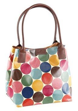 #Handtasche von Tom Tailor mit bunten #Dots. www.otto.de