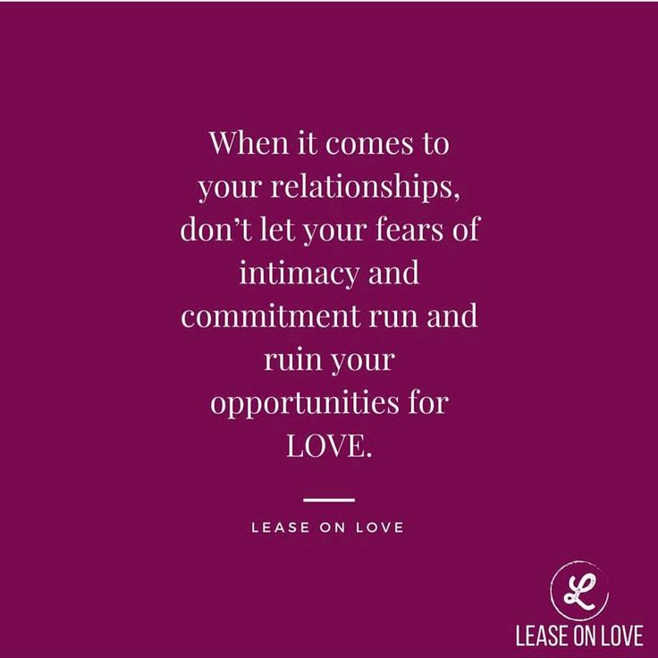 Scared Of Commitment Quotes: 15+ Best Ideas About Fear Of Commitment On Pinterest
