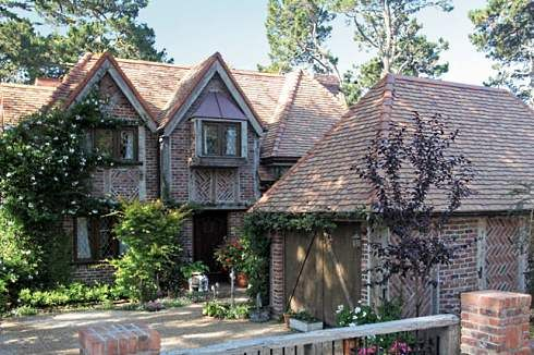 Old English Style House Plans Storybook Home Plans Old