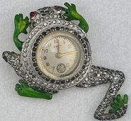 Vintage Lapel Watches