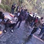 OMG! MTV Roadies crew members met with an accident in Darjeeling