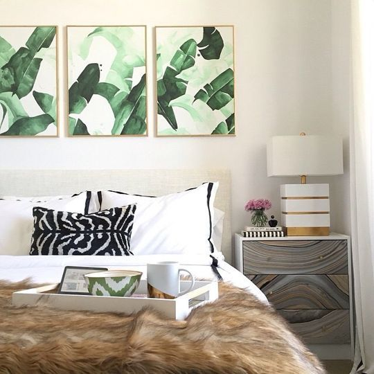 nice Décoration mural  - Budget-Friendly Ways to Say Goodbye to a Big Blank Wall
