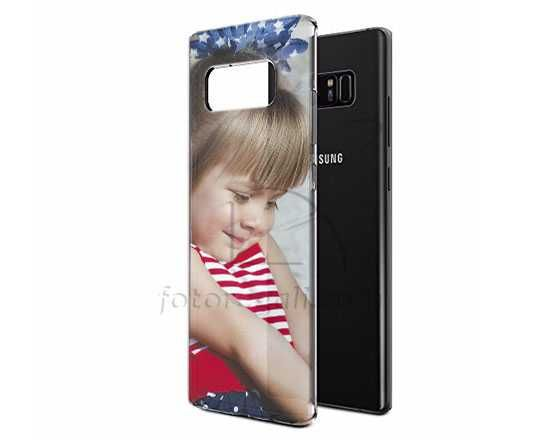 cover per galaxy note 8 con foto