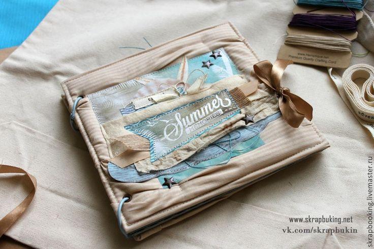Купить Альбом Путешествий - голубой, альбома, альбом путешествий, альбом для фото, альбом ручной работы