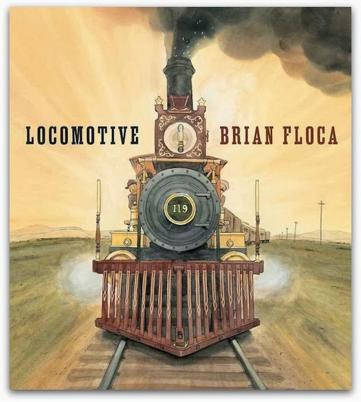 Locomotive Details the trip the sounds, speed, and strength of the mighty locomotives the work that keeps them moving and the thrill of travel from plai... - ¡Ay Caramba! Books, Gifts and More - Google+
