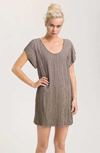 French Connection Sequin Shift Dress   Nordstrom
