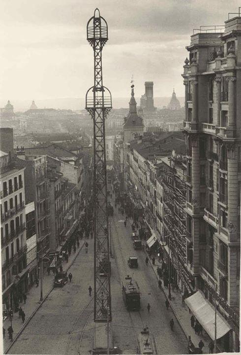 Montera, 1920.