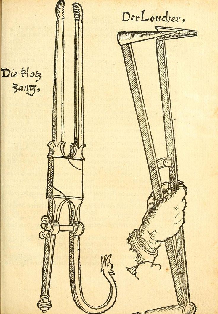 Artist: Hans Wechtlin, Title: Feldbuch der Wundartzney, Page: 113, Date: 1528